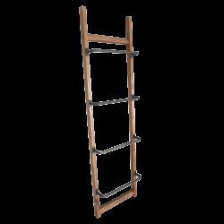 Decoratie ladder zwart trendy decoratie ladder inrichten for House doctor ladder