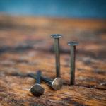 Hammered Nail ophang haak | Brût
