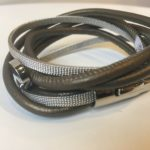 Armband groen staal | Priddy