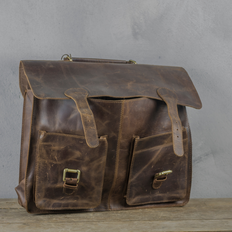 c09872746c0 Leren laptoptas | Kolony - By.May Living and Lifestyle