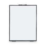 Fotolijst zwart/metaal incl. slot en leren koord – 30 x 40 cm | Vtwonen