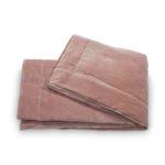 Velvet plaid Roze | Vtwonen