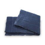 Velvet plaid Blauw | Vtwonen