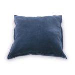 Kussen velvet blauw | Vtwonen