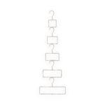 Metalen kerstboom hanger | vtwonen