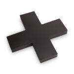 Metalen kruis zwart | Vtwonen