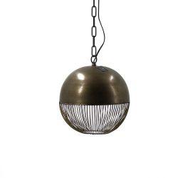 mf1839 ronde metalen hanglamp