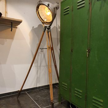 vintage industriële lamp