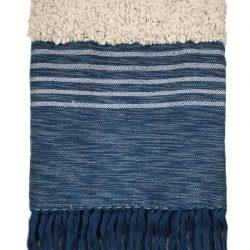 Plaid blauw Malagoon